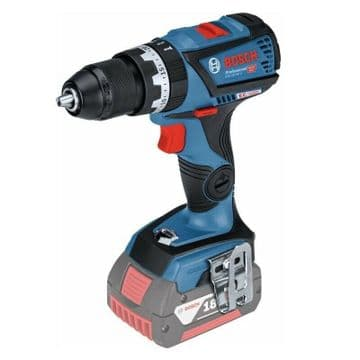 Bosch GSB 18V-60C Brushless Bluetooth Ready Combi Drill - Body Only-Refurbished